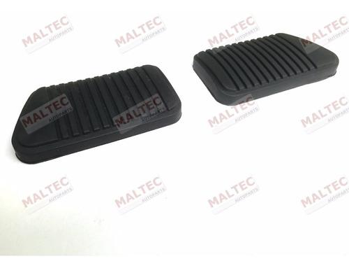 jogo capa pedal freio embreagem corcel belina del rey f-1000