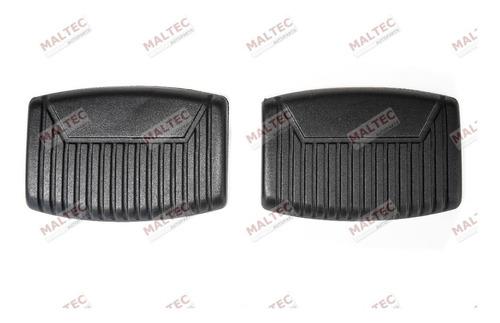 jogo capa pedal freio embreagem ford f1000 f4000 f250 f350