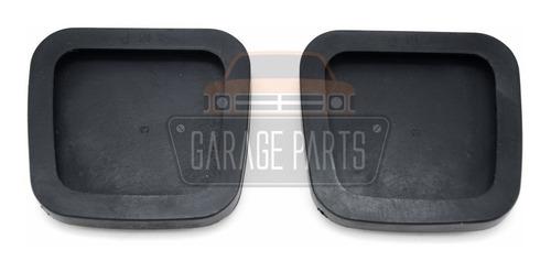 jogo capa pedal freio embreagem ford ranger 2013 em diante