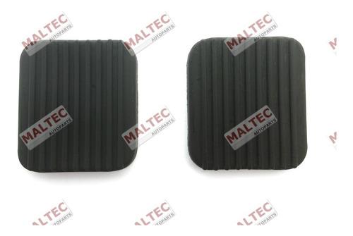 jogo capa pedal freio embreagem ford ranger até 2012