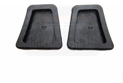 jogo capa pedal freio embreagem jac j2 j5 j6 t5 t6 t8 manual