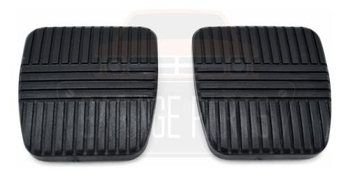 jogo capa pedal freio embreagem - nissan frontier após 03