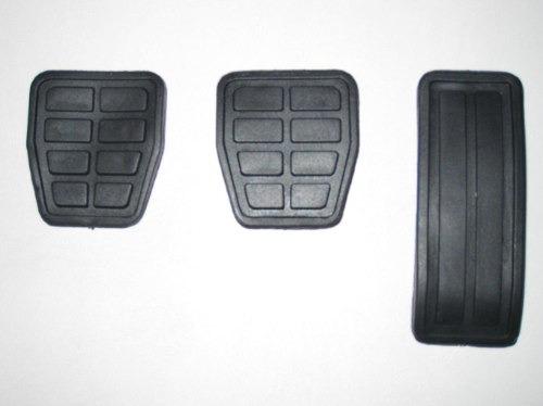 jogo capa pedal gol voyage parati saveiro 84/ - g1 g2 g3 g4