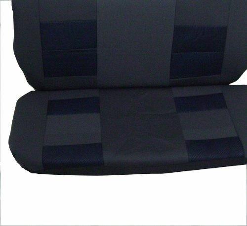 jogo capa protetora banco carro tecido uno mille fire #dsw2