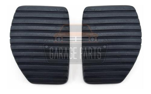 jogo capas pedal freio embreagem peugeot 208 306 307 308 408