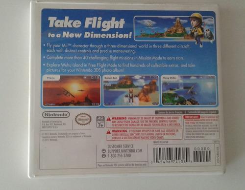 jogo cartucho nintendo 3ds pilotwings resort  seminovo