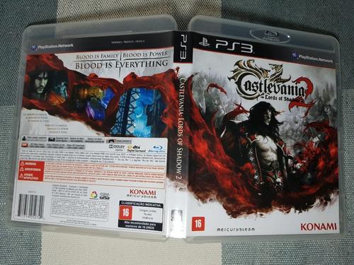 jogo castelvania 2 ps3