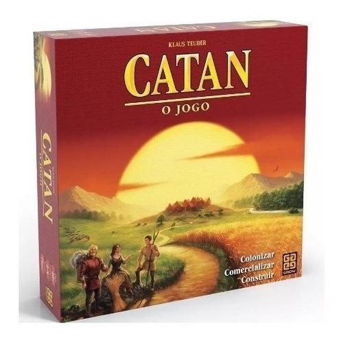 jogo catan - grow