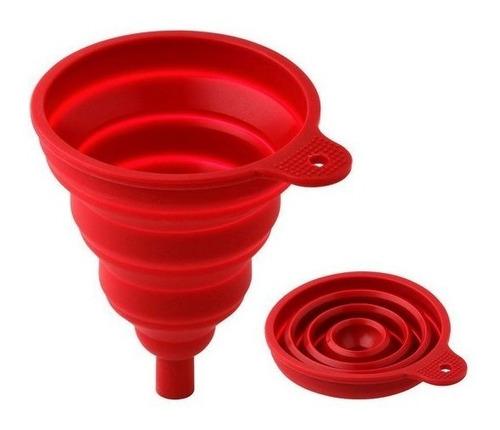 jogo colheres utensílios silicone maciço vermelho 45 peças