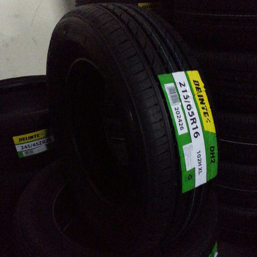 jogo com 4 pneus delinte 215/65/16 102h dh2
