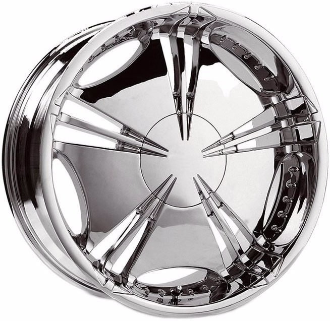 Fierro fetish rims