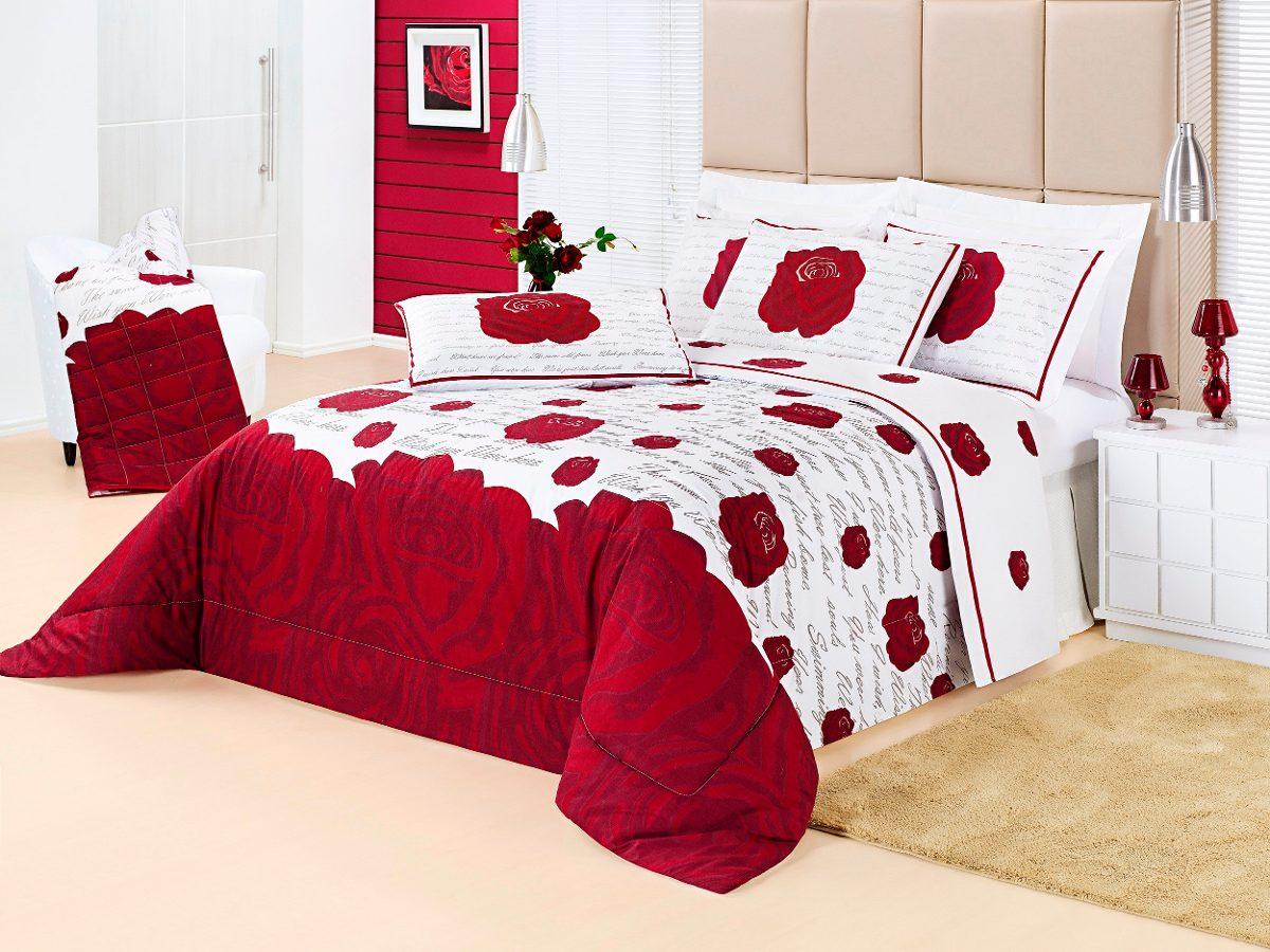 cd31cc13fa jogo completo casal cama queen edredom jg lençol pág  25. Carregando zoom.