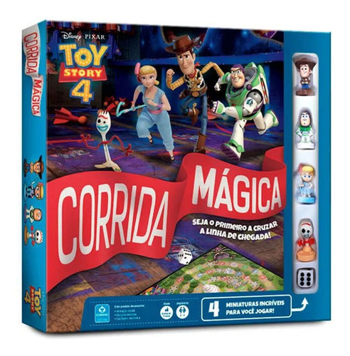 jogo corrida magica - toy story 4
