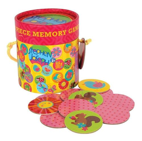 jogo da memória floresta rosa 30 peças - stephen joseph