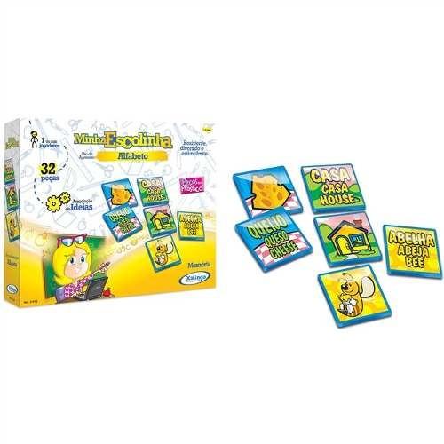 jogo da memória para alfabetização minha escolinha - xalingo