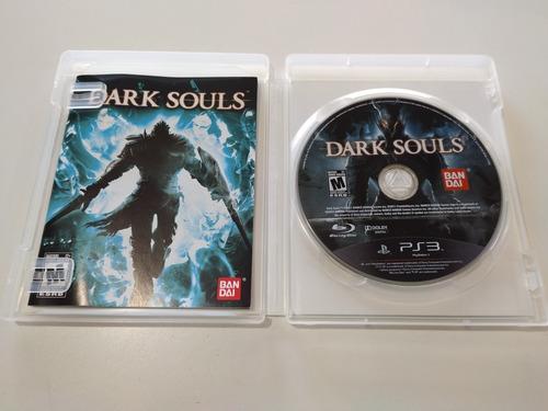 jogo dark souls original para ps3.