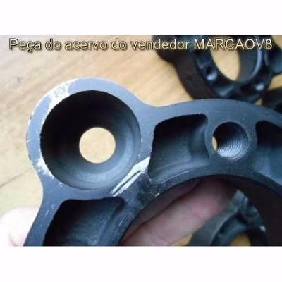jogo de adaptadores p/ colocar roda 4x100 em fusca brasilia