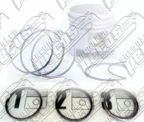 jogo de anel do motor mitsubishi expo 2.4 16v