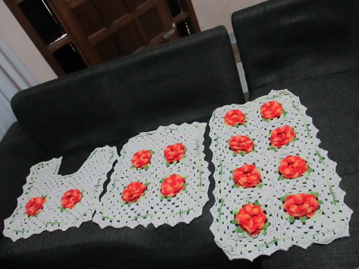 Tapetes Em Croche Para Cozinha De Canto Oppenau Info -> Tapete De Barbante Com Luiza De Lugh