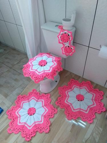 jogo de banheiro estrela
