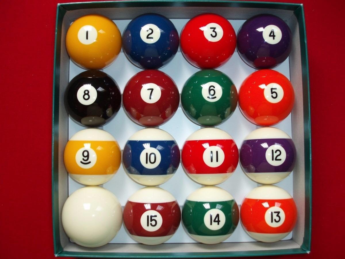 jogo de bolas de bilhar aramith belga numerada. Carregando zoom. 6c39729ffbe58
