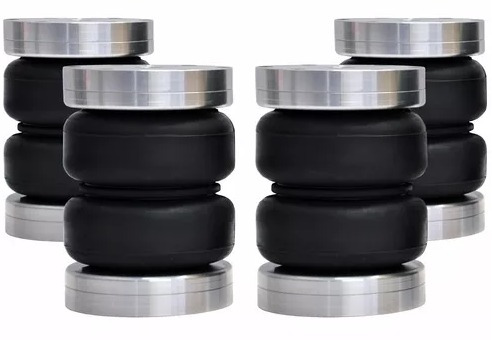 jogo de bolsas de gomo 8mm e 10mm - punto 2011