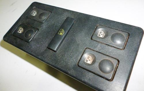 jogo de botão vidro elétrico golf