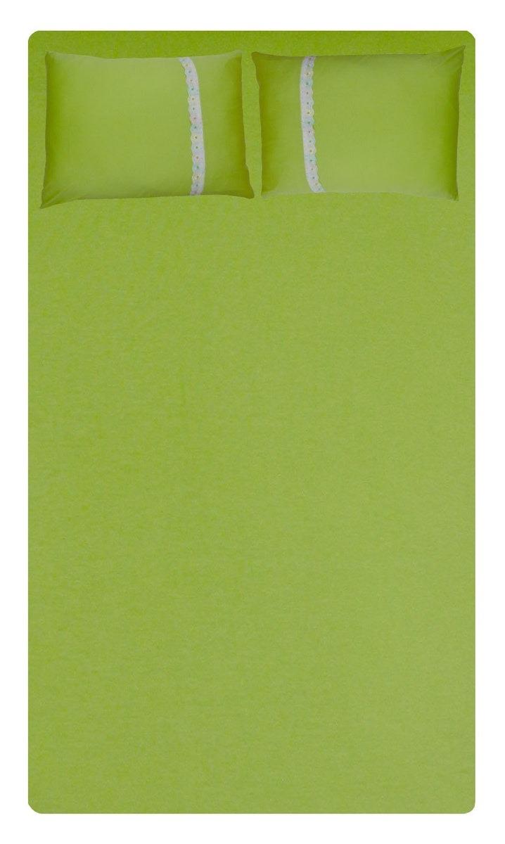 282b15d1b4 jogo de cama casal malha 100% algodão verde escuro. Carregando zoom.