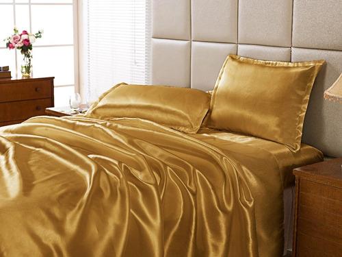 jogo de cama charmouse casal queen 04 pcs