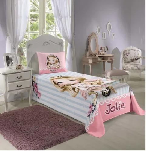 jogo de cama duplo solteiro jolie - lepper