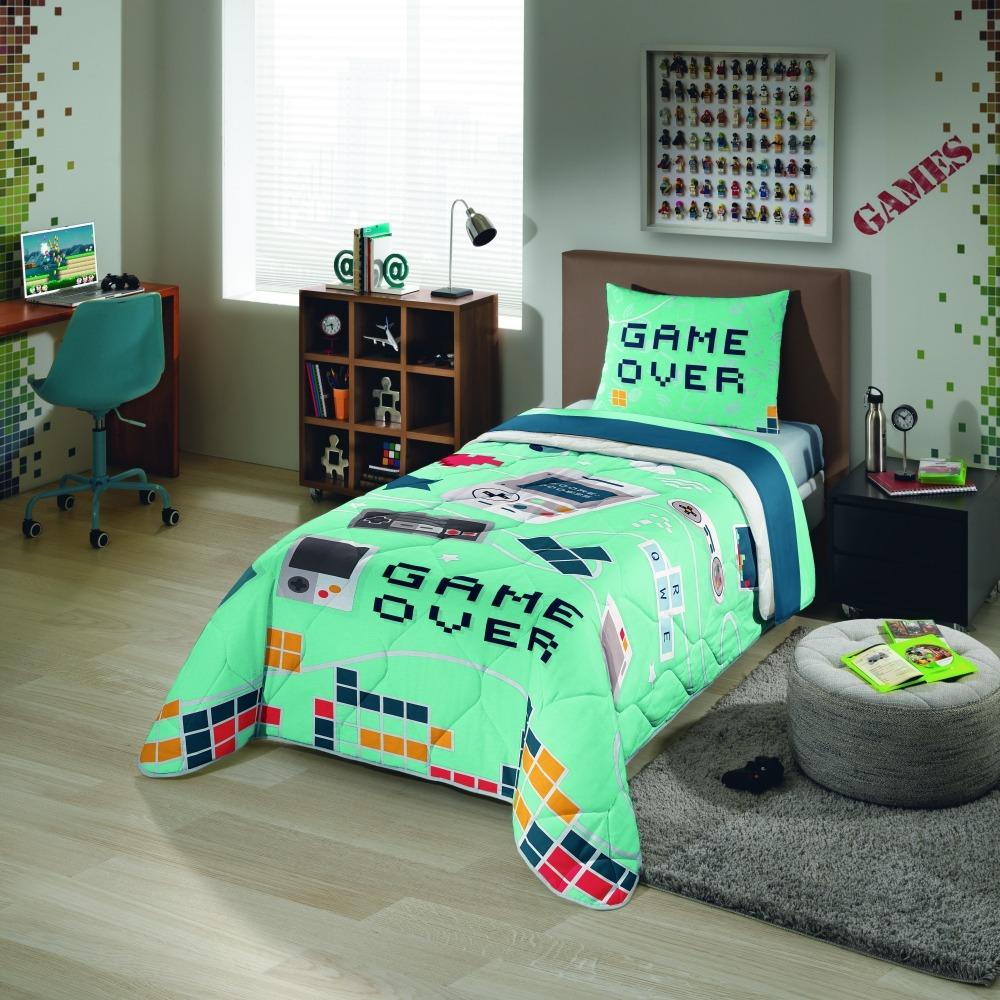 2836106b22 ... infantil lepper 3 peças 100% algodão game. Carregando zoom.