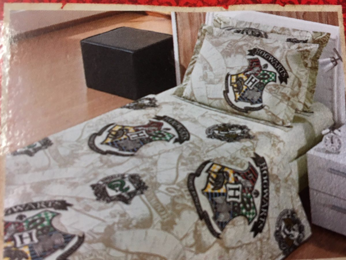 71f763d550 jogo de cama lençol harry potter solteiro 3 peças c fronha. Carregando zoom.