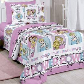 7e3b8a63b8 Jogo De Cama Princesa Aurora Disney - Todo para o seu Quarto no Mercado  Livre Brasil