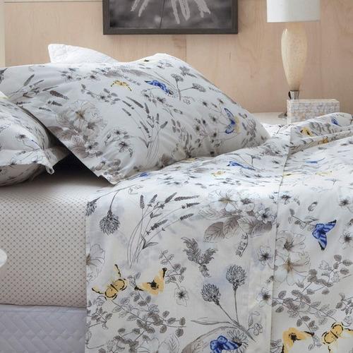 55ff3be649 Jogo De Cama Queen Corttex Home Design Darling 200 Fios - R  272