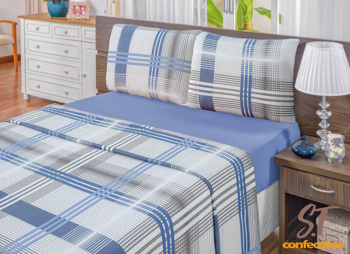 fb31c0ae8e jogo de cama solteiro 3 peças 100% algodão melhor preço. Carregando zoom.