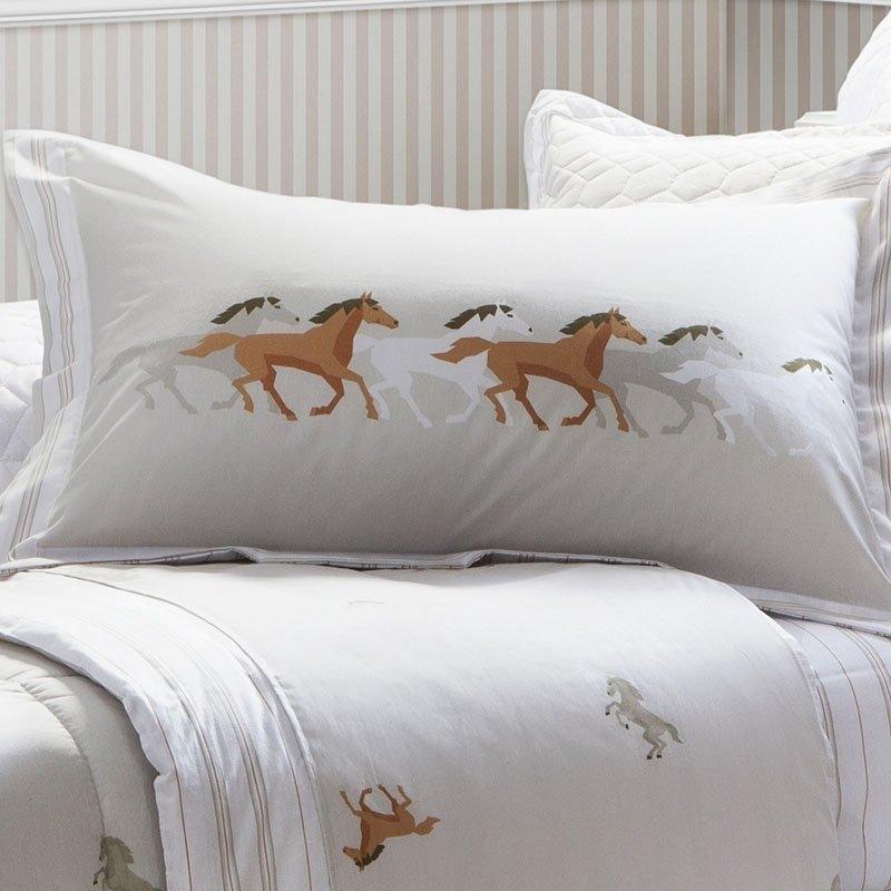 7c2c495cd2 jogo de cama solteiro cavalos com mochila. Carregando zoom.