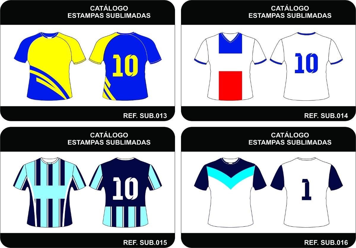 Jogo De Camisa De Futebol Uniforme Kit - R  67 0672ad994d1e6