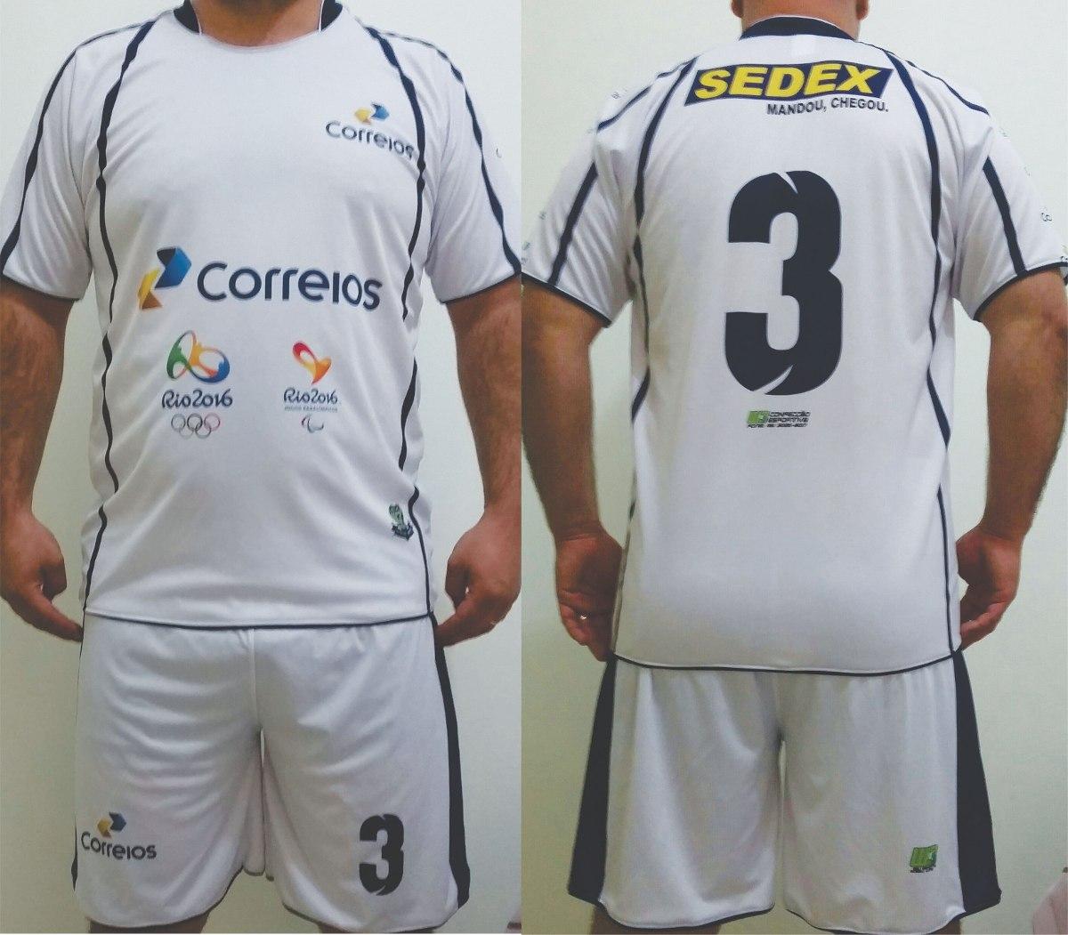 2f41656d51 jogo de camisa e calção futebol chacara futsal 16cnj. Carregando zoom.