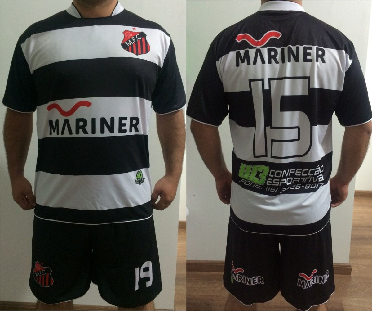 Jogo De Camisa E Calção Futebol Chacara Futsal 18cnj - R  1.080 bb9aeddafad8c