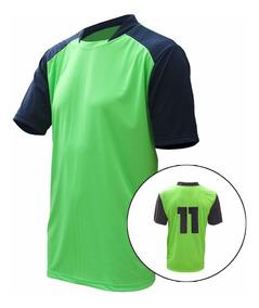 1f99aaf072 Jogo De Camisa De Futebol Promocional no Mercado Livre Brasil