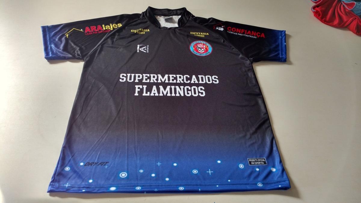 Jogo De Camisas Futebol Personalizada df7917203453a