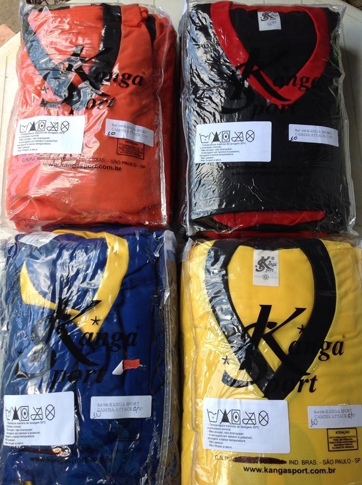 cc7a8c2d1e Jogo De Camisetas Númeradas Futsal