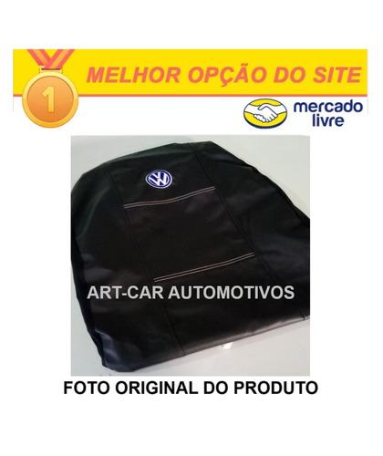 jogo de capas automotivo couro  + brinde saveiro 2010-11-12