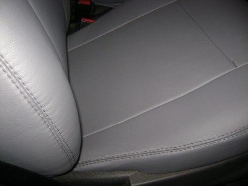 jogo de capas de bancos automotivos couro carro cinza