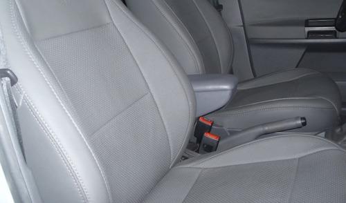 jogo de capas para bancos de carro automotivo couro courvin