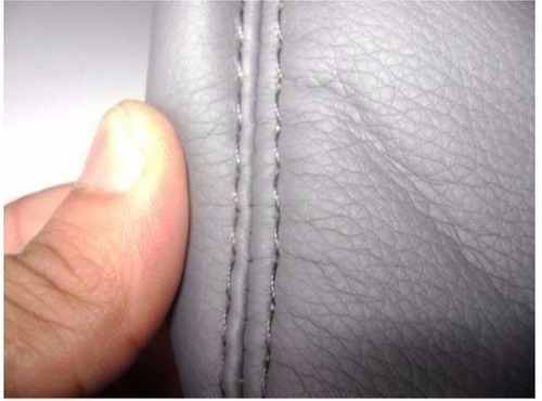 jogo de capas recaro 30% off couro p/ saveiro cross c/2