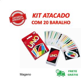 77fe14e18 Jogo De Cartas Uno Original - Brinquedos e Hobbies no Mercado Livre Brasil