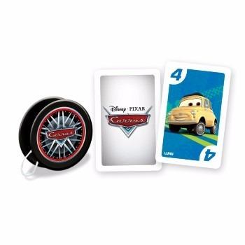 jogo de cartas carros 7 em 1 box - copag / disney