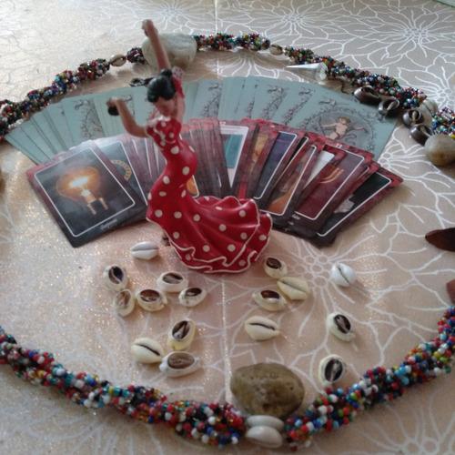 jogo de cartas ciganas e numerologia
