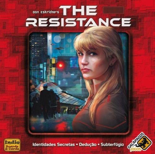 jogo de cartas the resistance galápagos português